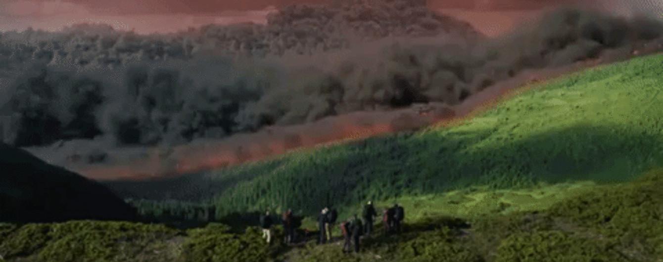 """""""Антитіла"""" очаровали Карпатами и показали уничтожение Земли в новом клипе"""