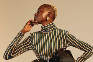 Сексуальні міні і блискучий вельвет: новий лукбук колекції бренду Dafna May