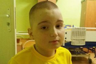 Семья Богдана снова вынуждена обращаться за помощью для сына