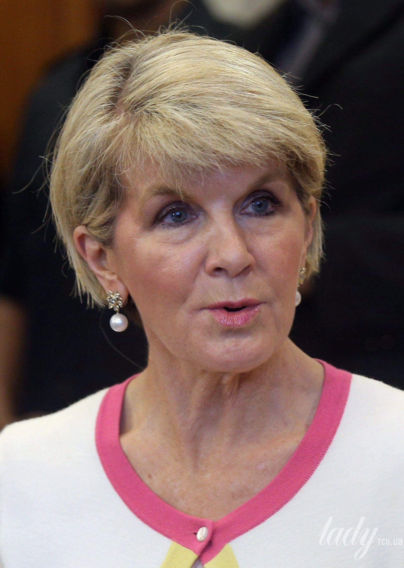 Министр иностранных дел Австралии Джули Бишоп_5