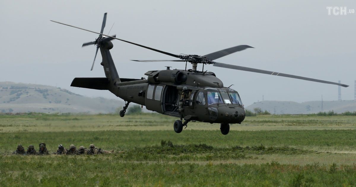 У навчаннях в Грузії беруть участь близько 1300 військовослужбовців збройних сил Грузії і 500 військовослужбовців інших країн. Всього в навчаннях планується задіяти близько 140 одиниць військової техніки. @ Reuters