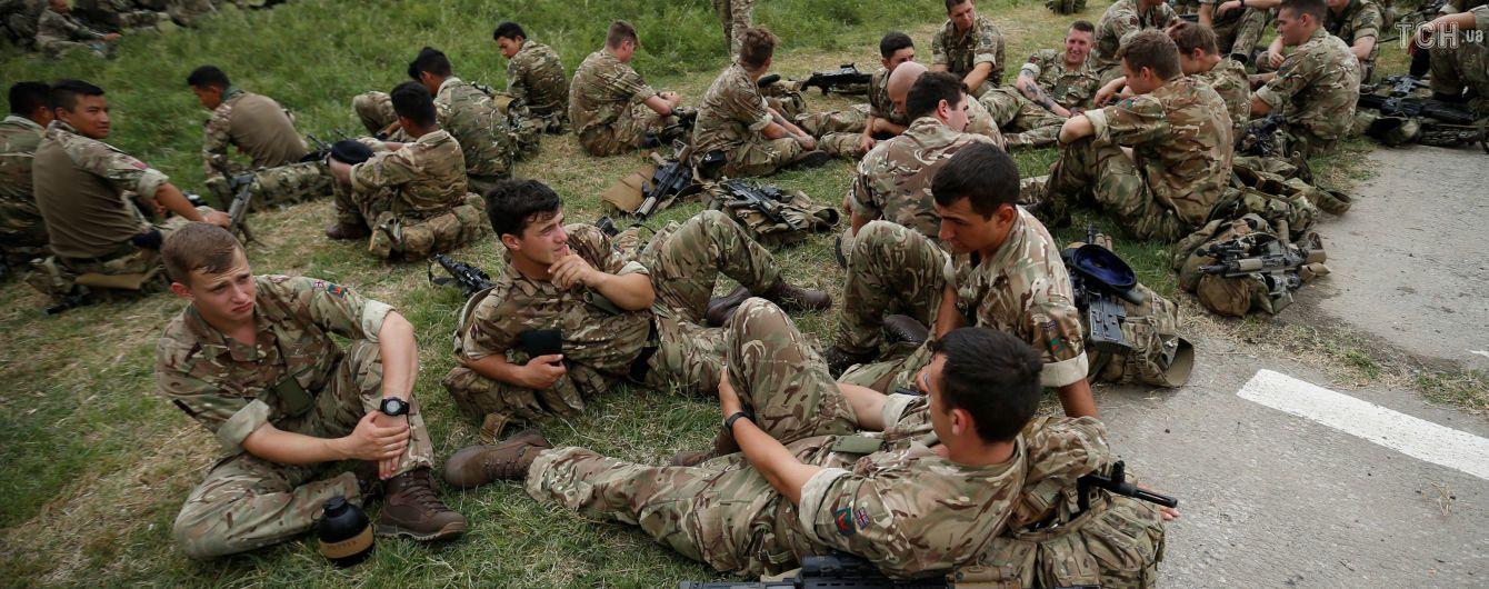 Військові ЗСУ візьмуть участь у масштабних навчаннях НАТО