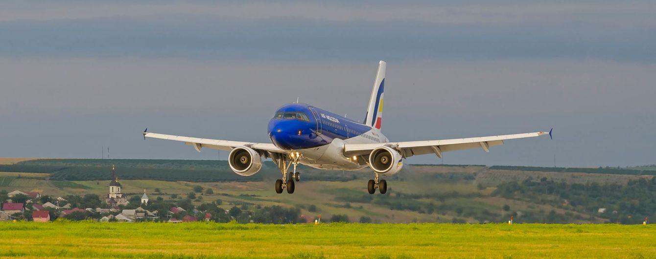 Молдовские авиалинии запустили новые рейсы между Киевом и Кишиневом