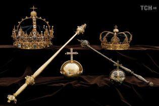 У Швеції вкрали дві королівські корони XVIІ століття