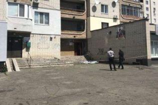 В Черкассах мужчина совершил самоубийство, прыгнув с балкона многоэтажки