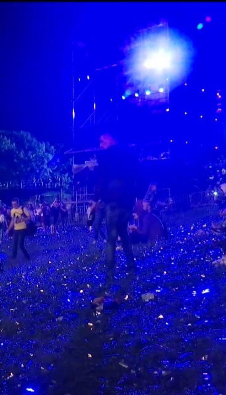 Кияни скаржаться на дозвіл керівництва ботсаду проводити концерти у природохоронній зоні