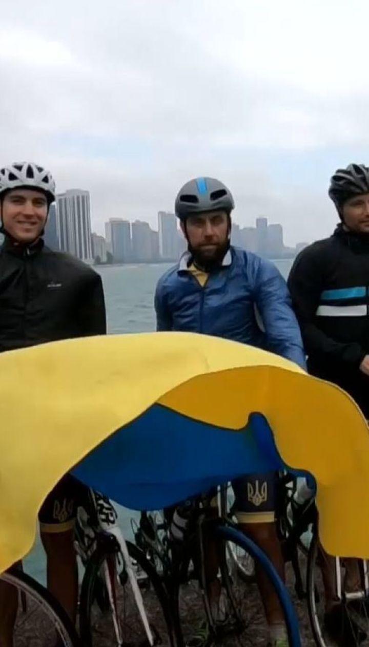 10 тысяч километров за 100 дней. Как украинские велосипедисты покоряли Америку