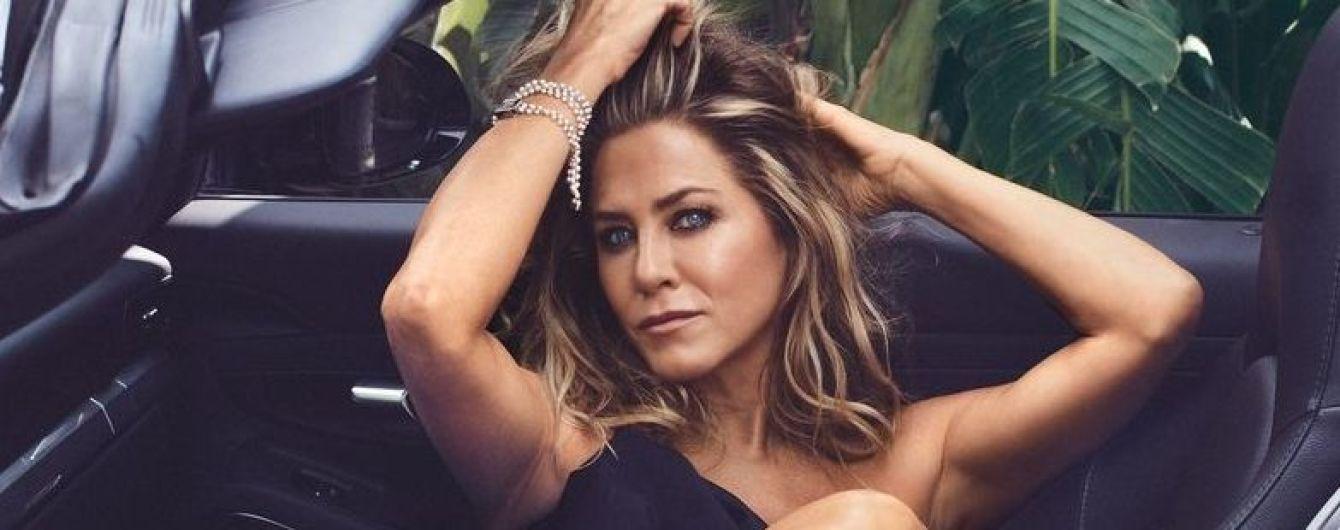 Розкішна і сексуальна: Дженніфер Еністон з'явилася у новому фотосеті