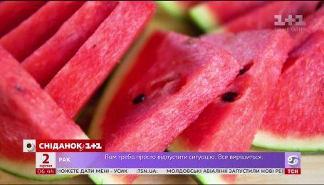 Коктейль из кожуры арбуза и другие поразительные факты о полосатой ягоде