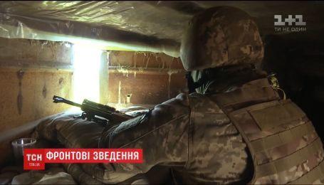 Украинские военные сообщают об обстрелах вдоль всей линии фронта