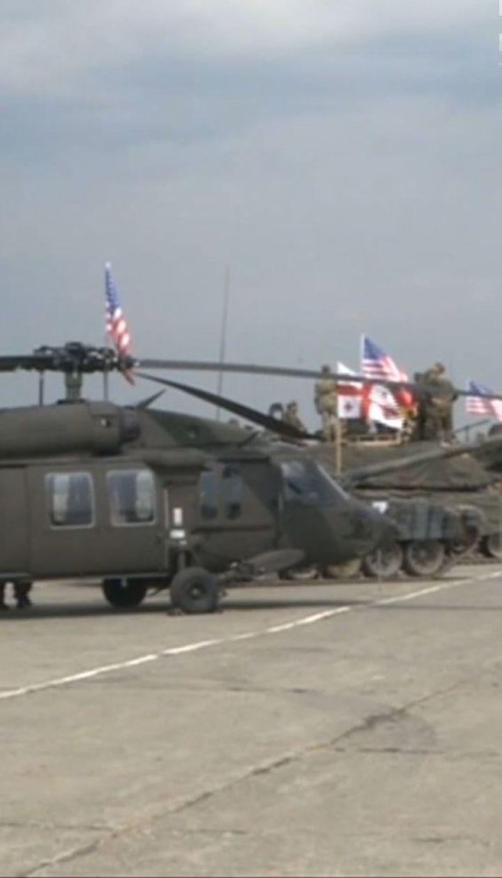 У Грузії розпочалися військові навчання НАТО