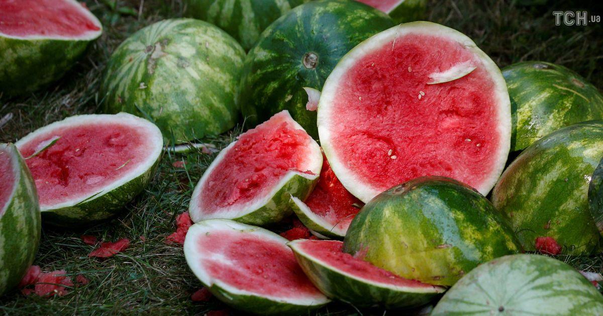 Чудодейственный арбуз. От чего защищает, укрепляет и как помогает ягода