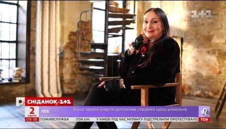 Акторка Лариса Кадочнікова розповіла секрет гарного вигляду