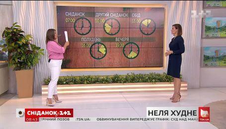 Диетолог Наталия Самойленко рассказала, как правильно худеть и организовать режим питания