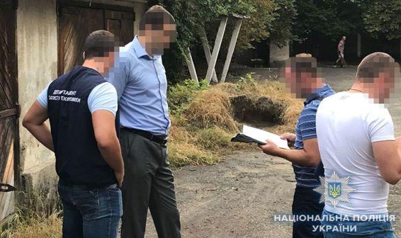 затримали голову Виноградівської РДА