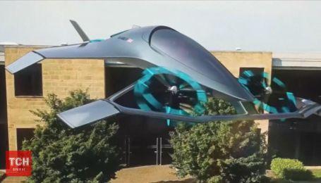 Летючий концепт Aston Martin уже називають новим авто Бонда
