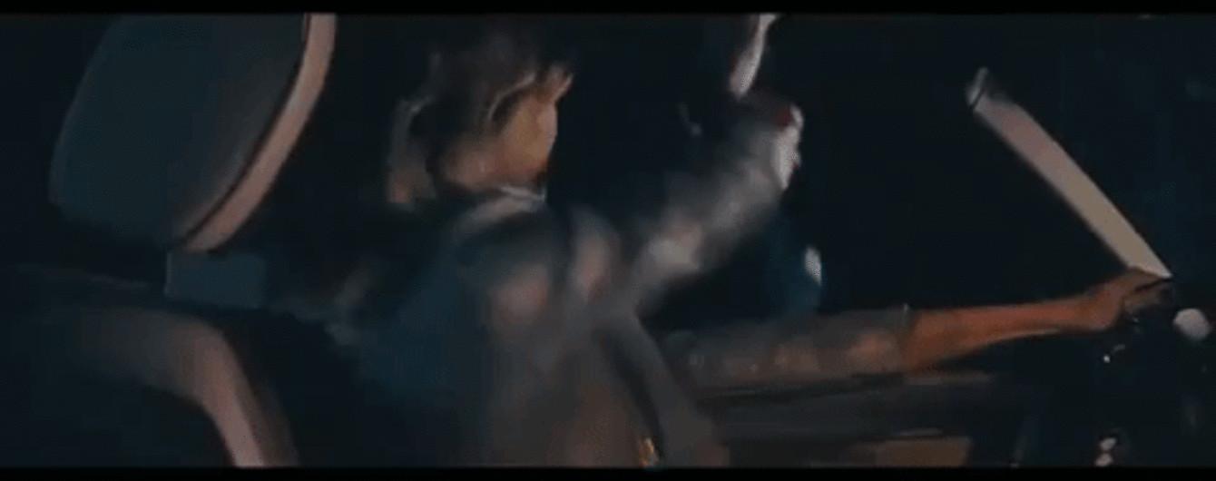 Хливнюк та Галич кинулися тікати від розлюченої жінки у спільному кліпі