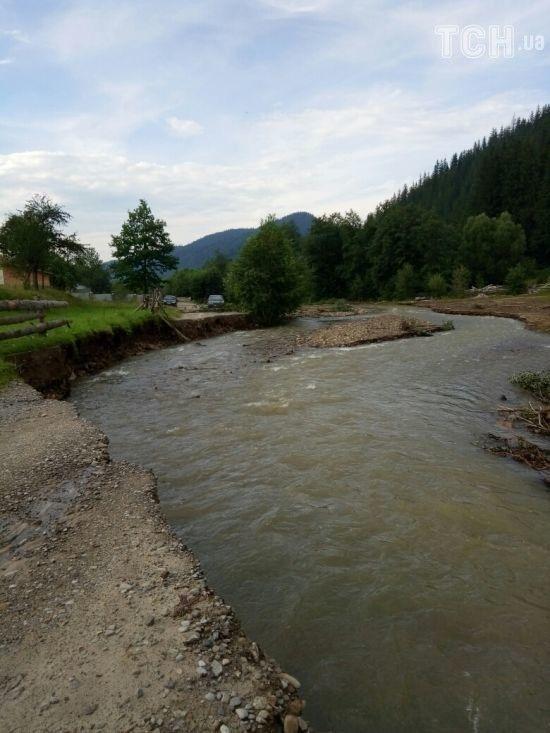 В Україні через підйом рівня води очікуються підтоплення