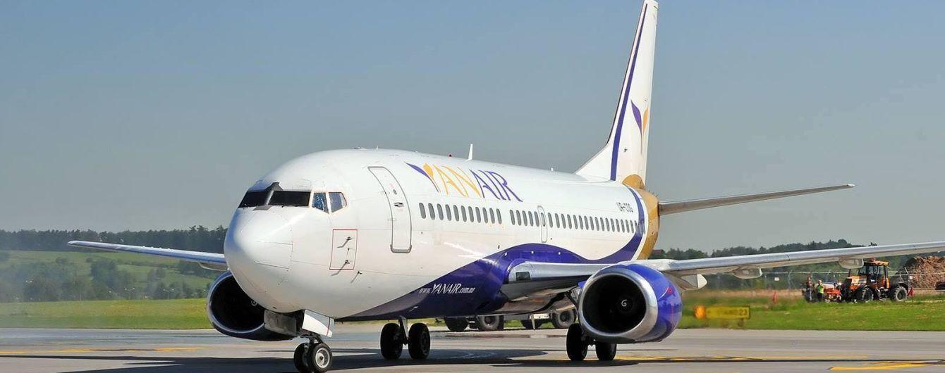 Через критичні порушення Державіаслужба заборонила одній з авіакомпаній літати