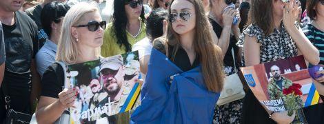 "Полиция задержала предполагаемого заказчика убийства участника АТО ""Сармата"""