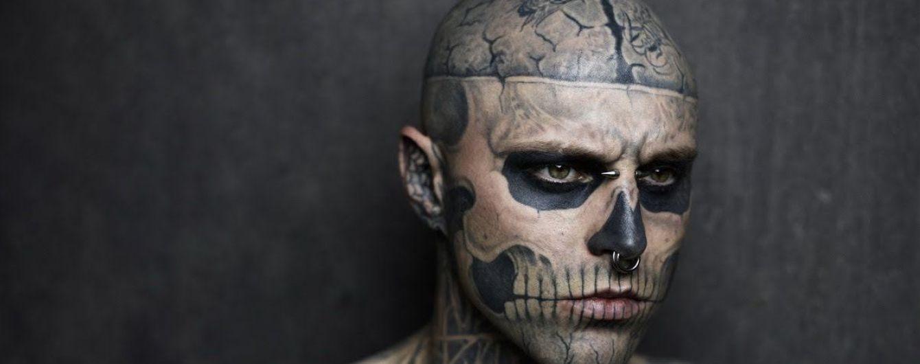 Самоубийство Zombie Boy: в полиции намекают на длительные психологические проблемы