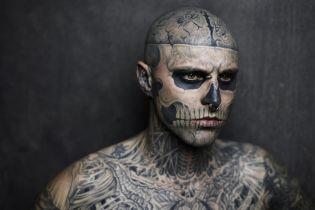 Рідні Zombie Boy спростували причину його смерті, а Леді Гага перепросила за поспішні висновки