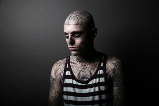 Відомий манекенник Zombie Boy скоїв самогубство