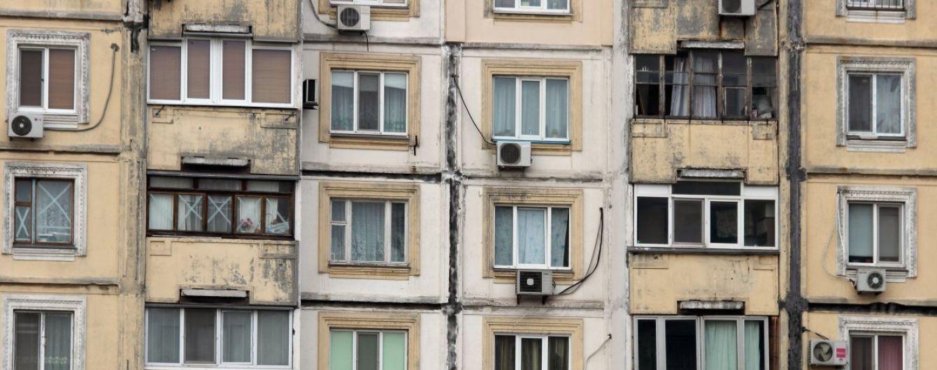 В Україні кожен 13-й будинок перебуває в аварійному стані й підлягає знесенню