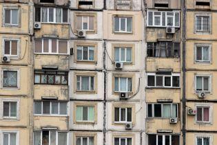 В Украине каждый 13-й дом находится в аварийном состоянии и подлежит сносу