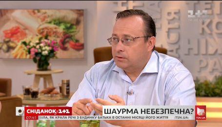 Олег Рубан розповів, як перевіряють столичні кіоски з фаст-фудом