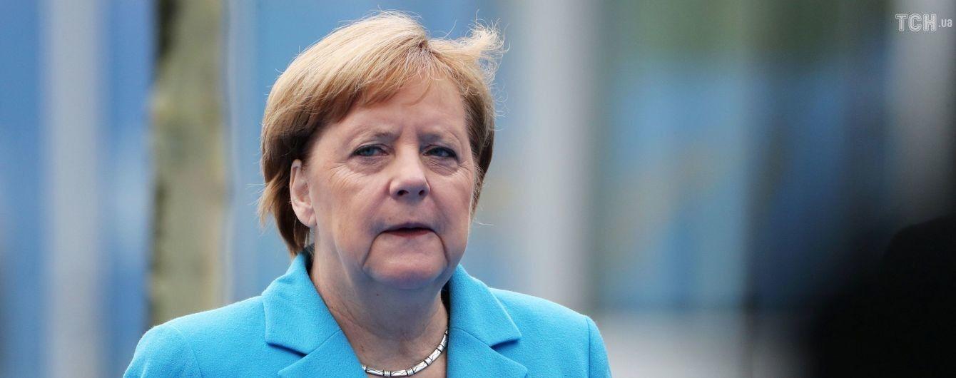 Меркель йде з посади очільника партії ХДС – Bloomberg
