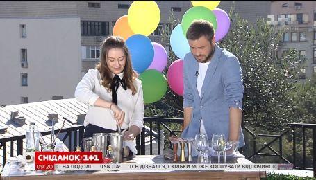 Рецепты лучших летних коктейлей от Карины Попушиной