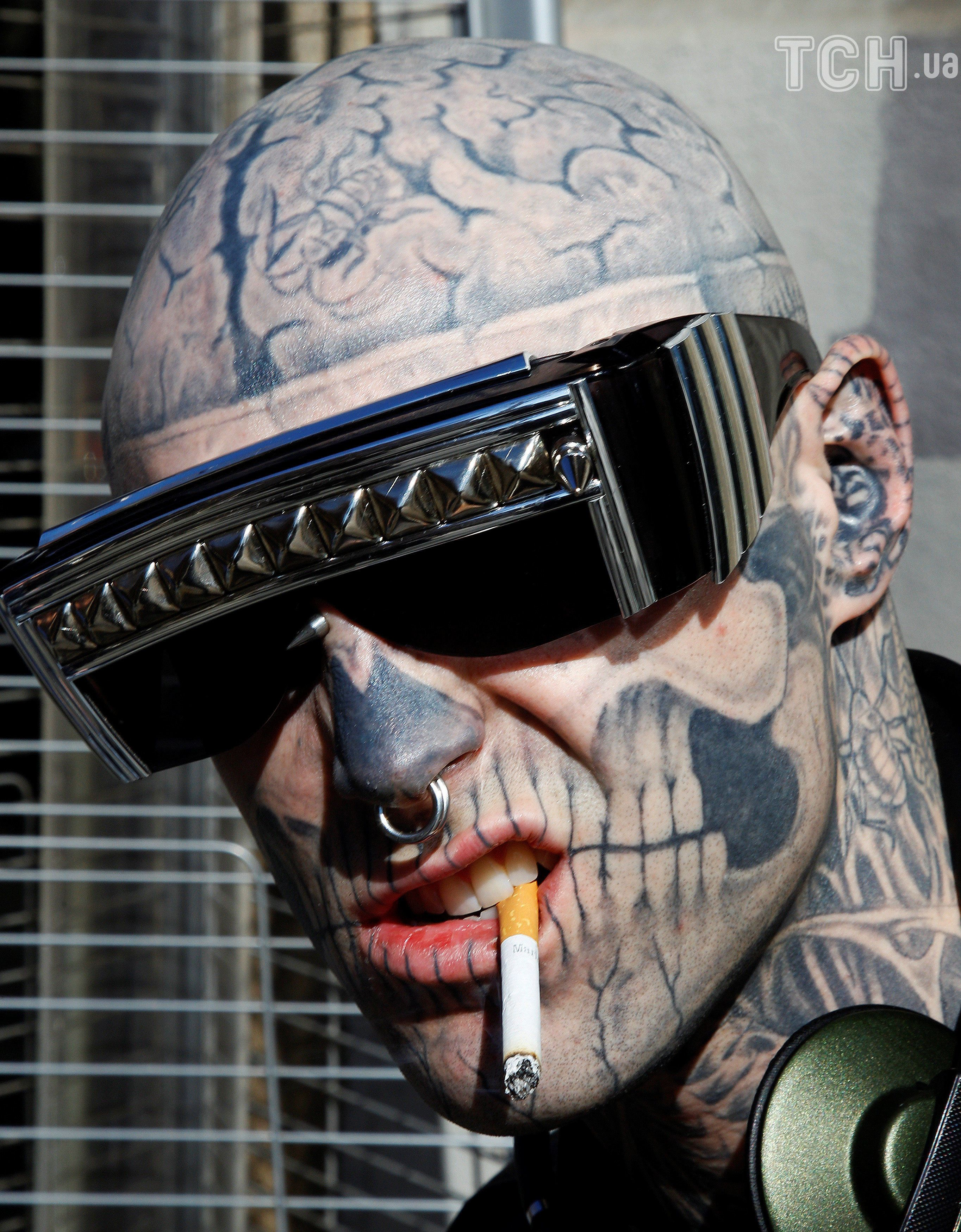 Модель Zombie boy_3