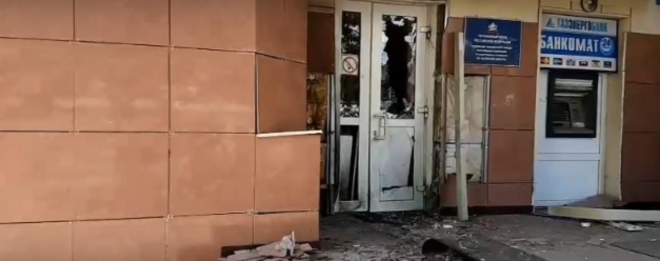 У Росії підірвали будівлю міського Пенсійного фонду