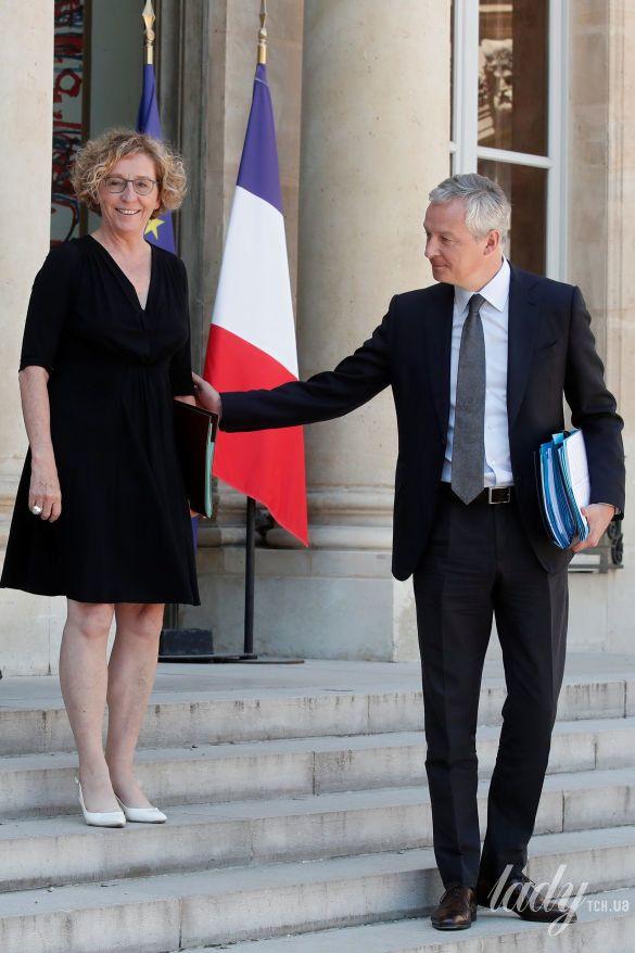 Министр труда Франции Мюриэль Пенико_2