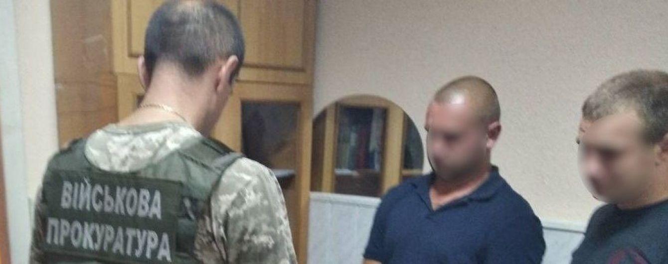 Затримано зрадника ЗСУ, який служив у армії Росії та повернувся на контрольовану Україною територію