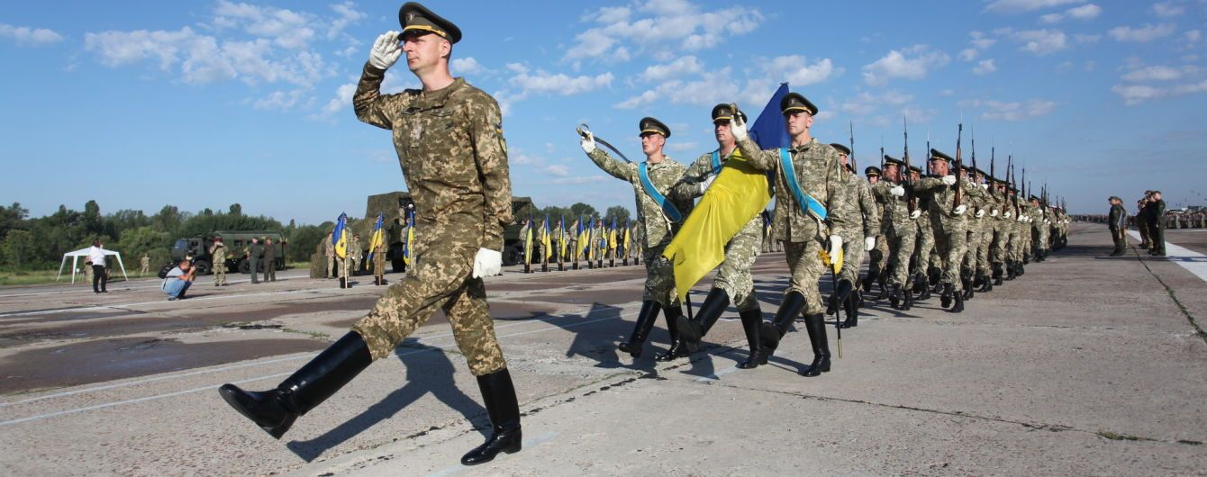 На парад ко Дню Независимости в Украину прибудет представитель Трампа