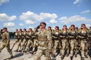 Репетиция парада Независимости: Полторак и военные отработали новое приветствие