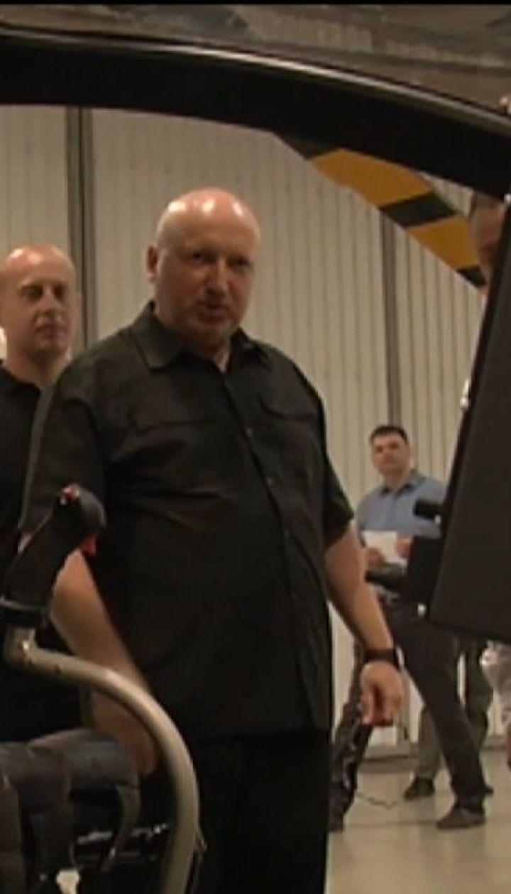 На Киевщине заработали сразу два завода по производству легкомоторных вертолетов