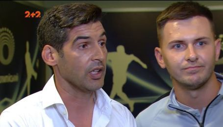 Паулу Фонсека: Тренер суперника кращий, ніж я