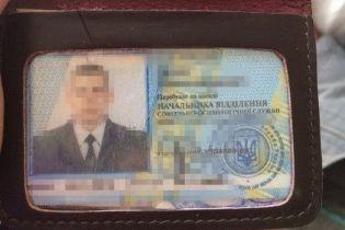 На Сумщині СБУ викрила начальника колонії, який продавав наркотики ув'язненим