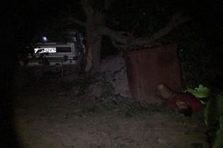 На Херсонщині п'яний військовий комісар за кермом збив на смерть подружжя