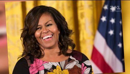 Звездная история первой леди США Мишель Обамы