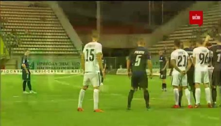 Заря – Черноморец – 1:1. Видео гола Алексея Савченко