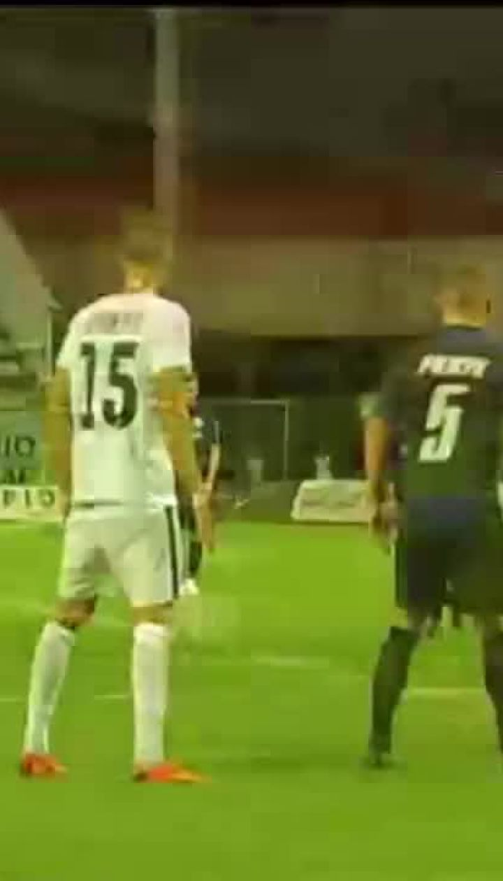 Зоря – Чорноморець – 1:1. Відео голу Олексія Савченка