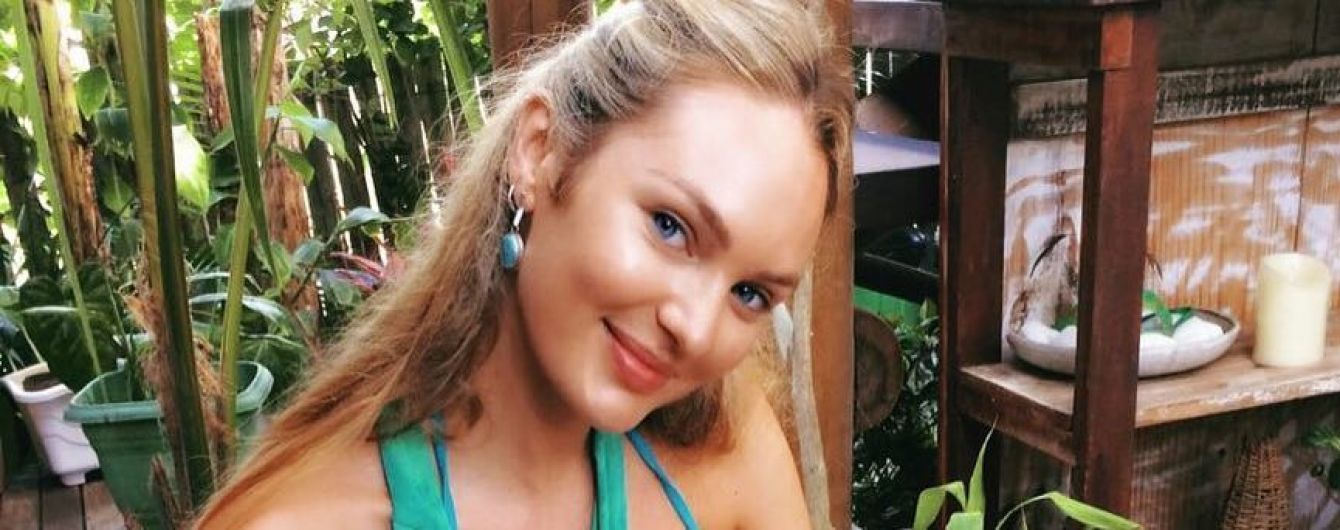 Красивая мамочка: Кэндис Свэйнпоул показала, как кормит сына грудью