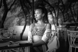 В леопардовом купальнике: Ирина Шейк поделилась пикантными фото
