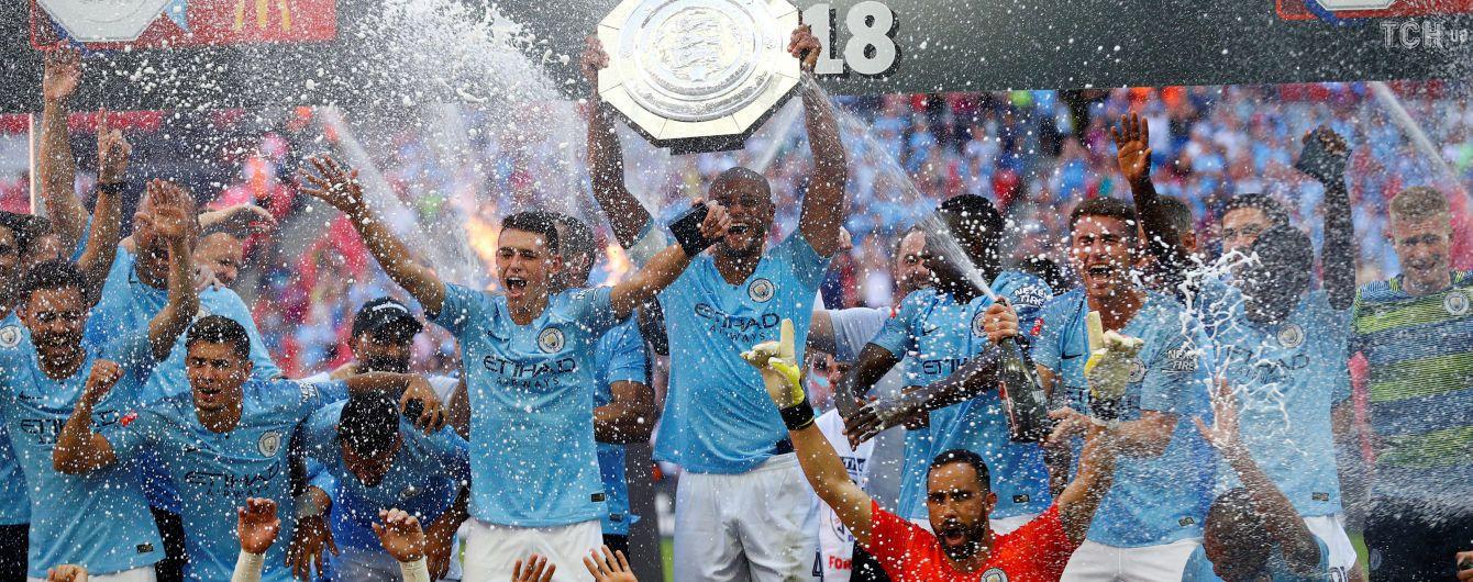 """""""Манчестер Сіті"""" без Зінченка впевнено переміг """"Челсі"""" та став володарем Суперкубка Англії"""