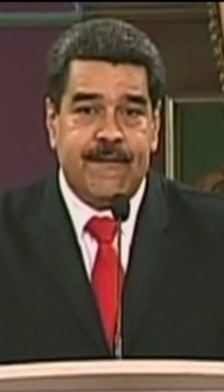 На президента Венесуэлы совершили покушение с использованием беспилотника