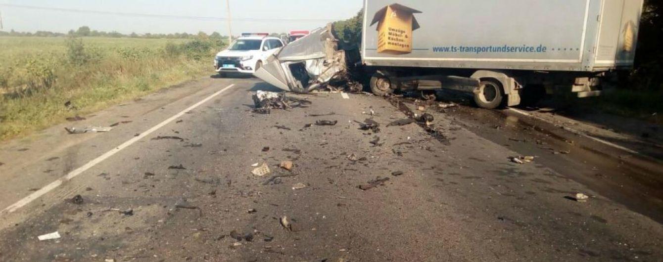 На Закарпатье в больнице умерла пострадавшая в масштабной аварии на трассе Киев-Чоп